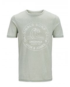 JAck & Jones t-shirt jorghero grün